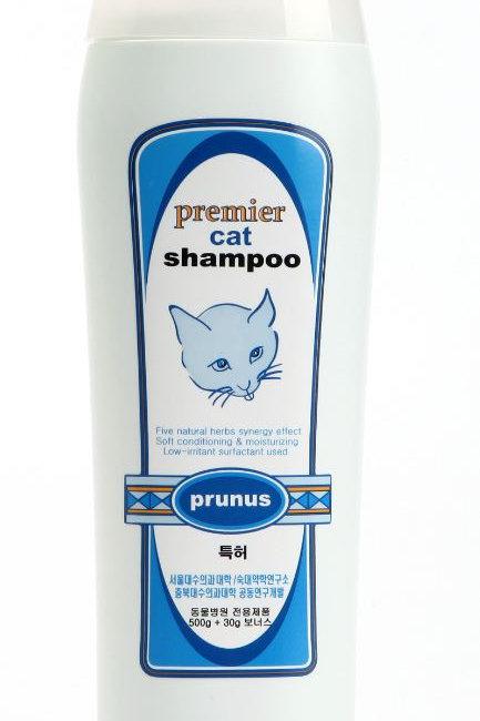 Prunus Cat Shampoo 500g