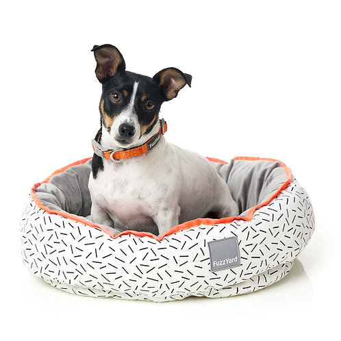 FuzzYard Reversible Dog Bed - Hustle