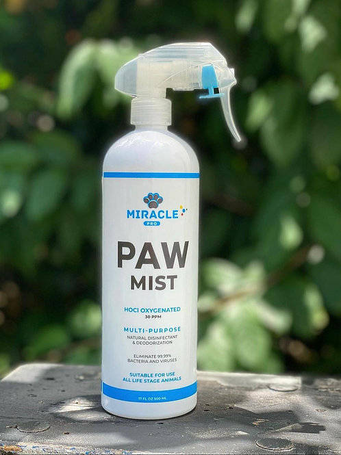 Miracle Pro Paws