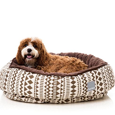 FuzzYard Reversible Dog Bed - Belize