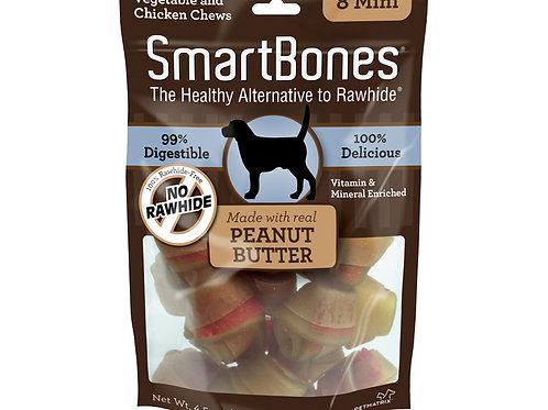 Smartbones Peanut Butter 8 mini Bones