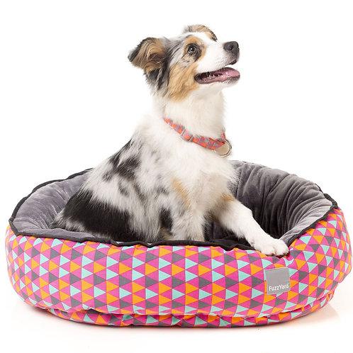 FuzzYard Reversible Dog Bed - Crush