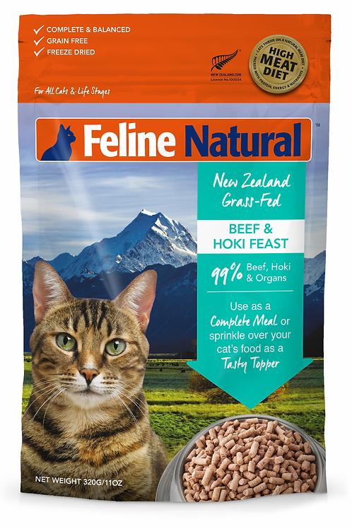 Feline Natural Beef & Hoki Feast 320g / 960g