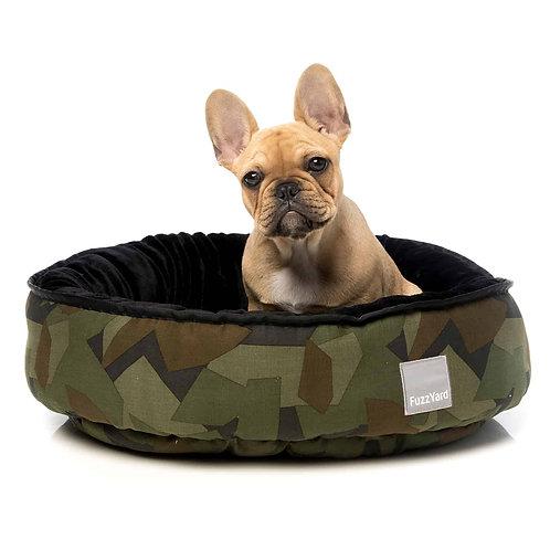 FuzzYard Reversible Dog Bed - Commando