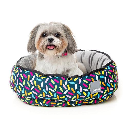 FuzzYard Reversible Dog Bed -Sugar Rush