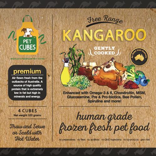 Pet Cubes Complete Kangaroo Premium