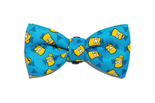Zee.dog X The Simpsons Bart Bow Tie