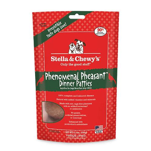 Stella & Chewy Freeze Dried Phenomenal Pheasant 15oz
