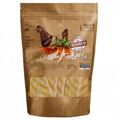 Absolute Bites Chicken Tenderloin Fresh Dog & Cat Treats 360g