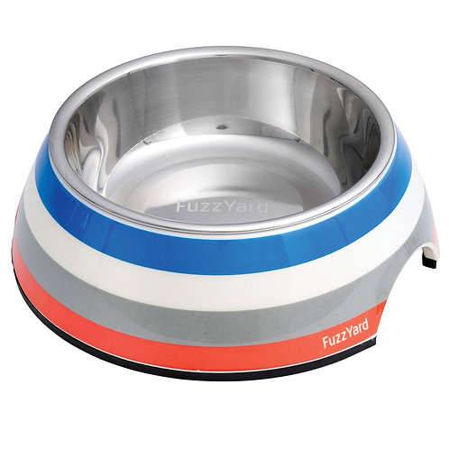 Fuzzyard Frenchie Easy Feeder Pet Bowl