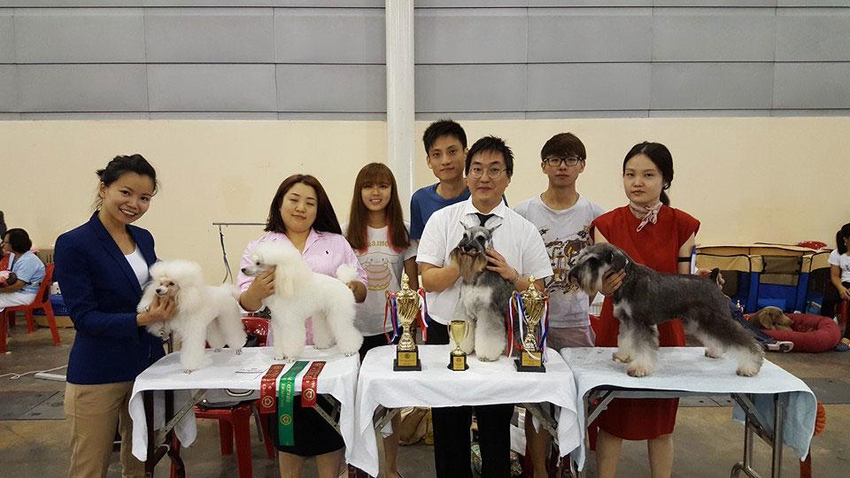 2nd May Dog Show