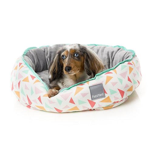 FuzzYard Reversible Dog Bed - Fab