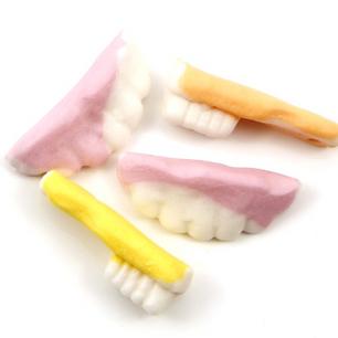 Fun Gums Teeth And Toothbrush