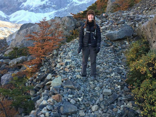 Backpacking through Patagonia in Chile for 4 days