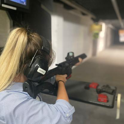 Guns at the Range & Our Second Amendment Rights