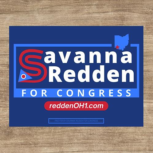Savanna Redden - Bumper Magnet