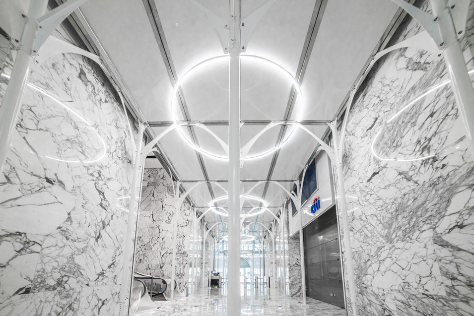 One Court Square Lobby