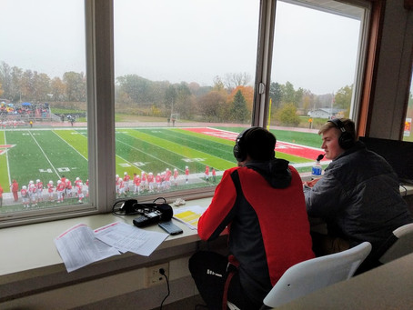 WOCR CALLING OHS FOOTBALL