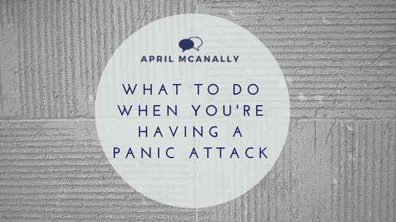 Panic attack treatment