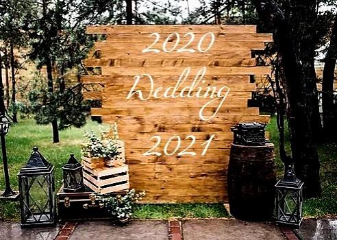 Rescheduling weddings from 2020 to 2021 in Kitchener Waterloo, Stratford Ontario