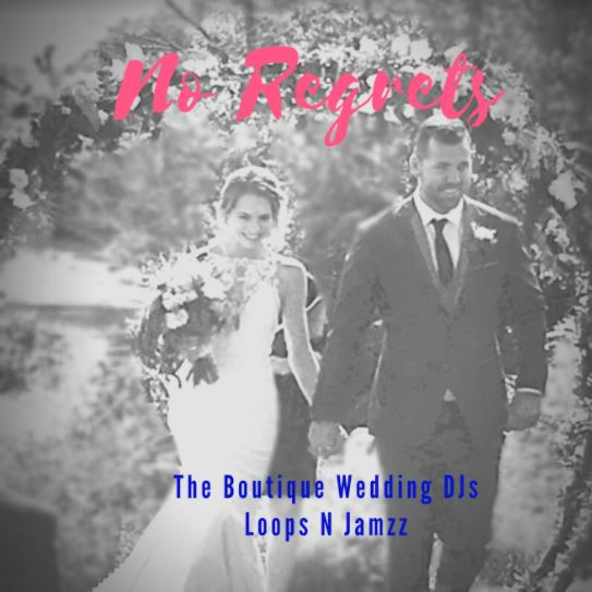 No Regrets on Wedding Day when you hire a professional DJ in  Kitchener-Waterloo and Stratford, Ontario.