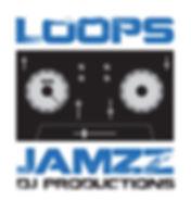 mobile DJ Service Loops N Jamzz logo