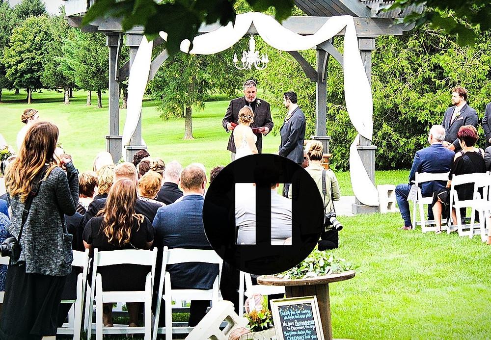 Posthoned Weddings in Stratford, Kitchener, Waterloo and south western Ontario.