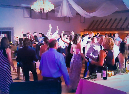 A Different Perspective On Wedding Receptions