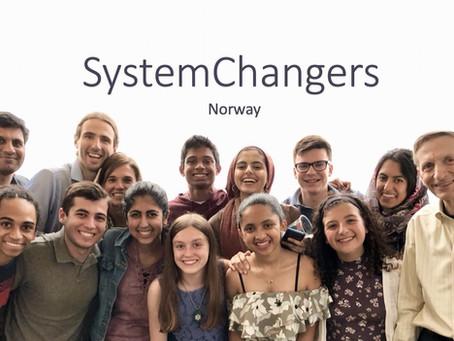 SystemChangers-nettverk forbereder seg på Tøyen/Grønland