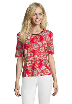 Betty Barclay Printed Floral Tee