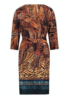 Betty Barclay Printed 3/4 Sleeve Dress
