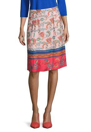 Betty Barclay Printed Skirt