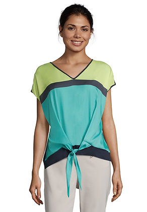 Betty Barclay Colour Block Blouse