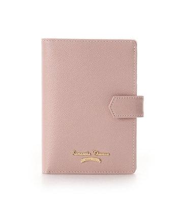 Samantha Thavasa Walking The Town Passport Holder - Light Pink
