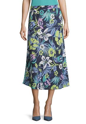Betty Barclay Printed Midi Skirt