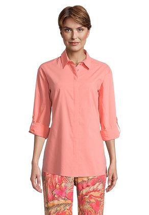 Betty Barclay Cuffed Sleeve Shirt - Shell Pink