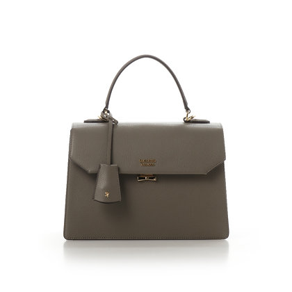 Samantha Thavasa Velica J Bag - Grey (Big)