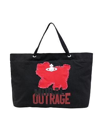 Vivienne Westwood Westminster Moral Outrage Shopper