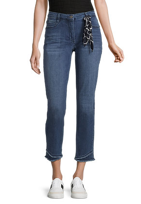Betty Barclay Slim Jeans with Sash