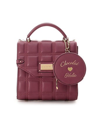 Samantha Vega Chocoholic Mini Bag - Pink
