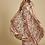Thumbnail: Vivienne Tam Flower Power Chiffon Maxi Dress