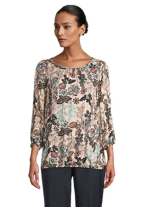 Betty Barclay Loose Fit Floral Blouse