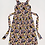 Thumbnail: Arthur Arbesser Printed Apron Dress - Black/Yellow/Multi