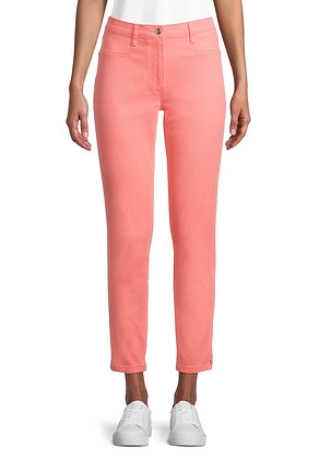 Betty Barclay Cropped Pants - Shell Pink