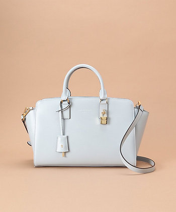 Samantha Thavasa Mia Bag (Medium) - Light Blue