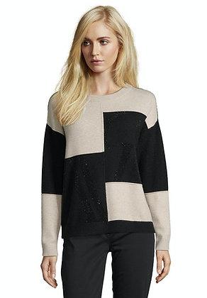 Betty Barclay Colour Block Sweater
