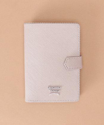 Samantha Thavasa Frill Passport Case - Pink