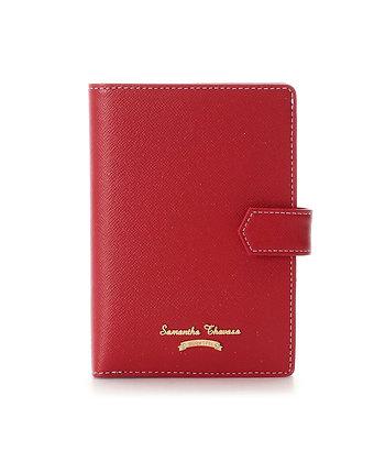 Samantha Thavasa Walking The Town Passport Holder - Red