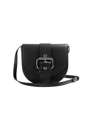 Vivienne Westwood Alex Saddle Bag - Black