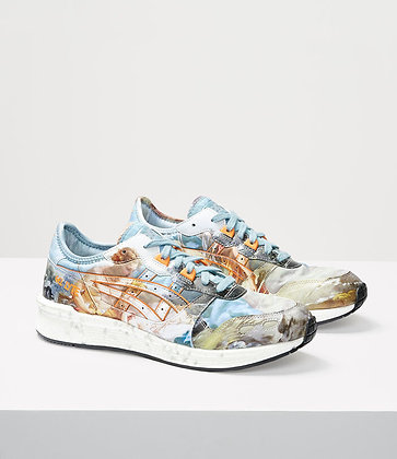 ASICS X Vivienne Westwood Hyper Gel-Lyte - Light Steel/Orange